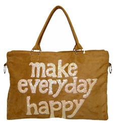 cadeautip Fair trade tas Holiday Bag 24H, een origineel kado