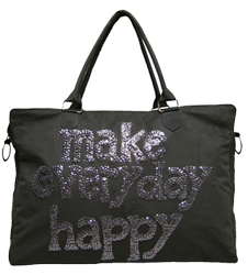cadeautip Fair trade tas Holiday Bag 24H, een origineel cadeau