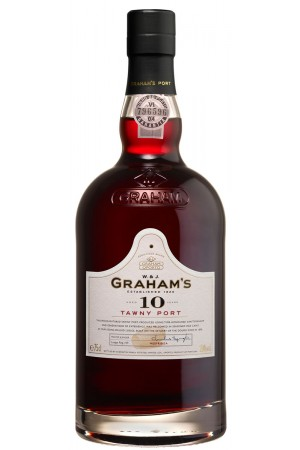 cadeautip Grahams 10 years old Tawny Port, een origineel kado