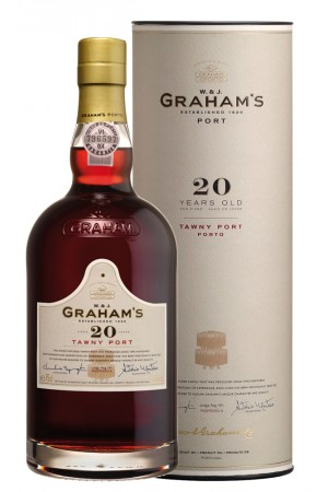 cadeautip Grahams 20 years old Tawny Port, een origineel kado