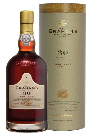 cadeautip Grahams 30 Years Old Tawny Port, een origineel kado